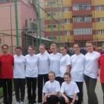 Echipa de fete din comuna Horea este campioană judeţeană la fotbal pe teren redus