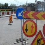 Consolidarea podului peste Râul Aries de la Sălciua a fost finalizată