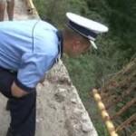 La Bistra un bătrân de 80 ani a decedat după ce a cazut cu mașina într-o prăpastie