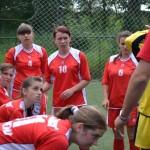 """Echipa Colegiului """"Avram Iancu"""" din Câmpeni s-a calificat astăzi în finala ONSS la fotbal feminin"""