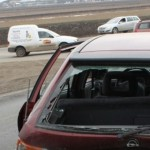 """Coliziune între două autoturisme la Vidra după ce unul dintre șoferi a """"tăiat"""" curba"""