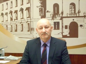 Gheorghe Feneser prefect de Alba