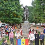 Marşul Naţional Avram Iancu, uvertura marii sărbători de la Ţebea