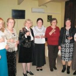 Pensionarii din Câmpeni au marcat, conform tradiţiei, începutul postului Crăciunului