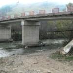 Recepţia podului peste Arieş din comuna Bistra