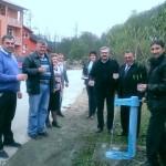 Reţea de alimentare cu apă pentru 13 sate aparţinând comunei Avram Iancu