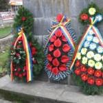 Depuneri de coroane de flori la statuia lui Avram Iancu din Câmpeni cu prilejul Zilei Naționale a României