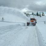 Aproximativ 50 de familii din mai multe sate care aparțin de Câmpeni sunt blocate de zăpadă