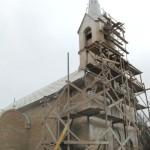 """Lucrări de modernizare la Biserica Ortodoxă """"Sfinţii Apostoli Petru şi Pavel"""" din Câmpeni"""