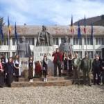 Cei 229 de ani trecuți de la Martiriul lui Horea, Cloşca şi Crişan, comemorați la Albac
