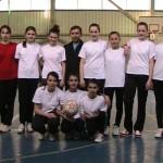 Faza judeţeană a Campionatului Naţional de Fotbal pentru învăţământ gimnazial a fost câștigată de echipa de fotbal fete din Horea