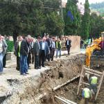 La Câmpeni, modernizarea canalizării şi construcţia staţiei de epurare a apei, pe drumul cel bun