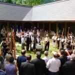 Adevăraţii patrioţi au sărbătorit ieri 190 de ani de la naşterea lui Avram Iancu