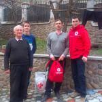Familia Lazea, din Scărişoara, şi-a deschis acasă un punct de prim ajutor medical