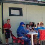 Taberele de la Arieşeni, Roica şi Poiana Vadului – căutate de tinerii din sudul ţării