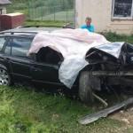 Un tânăr a decedat iar alți trei au rămas internați în spital ca urmare a accidentului rutier petrecut ieri la Lupșa