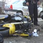 Motociclist din Câmpeni rănit de un șofer imprudent, pe DN 75