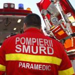 Bărbat în vârstă de 61 de ani din Belgia rănit în urma unui accident rutier petrecut pe DN 75, în zona barajului Mihoieşti