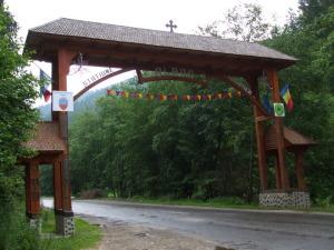 Albac-poarta-intrare