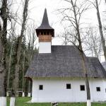 Cea mai veche biserică din lemn, din Transilvania, ctitorită la 1429 se află în Munții Apuseni