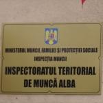 """Societate comercială din Câmpeni amendată de inspectorii ITM Alba după ce a fost surprinsă cu un angajat la """"negru"""""""