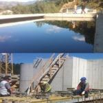 Demers pentru sănătatea moţilor şi pentru un mediu mai curat Staţia de tratare a apelor uzate Câmpeni, finalizată în proporţie de 90 la sută