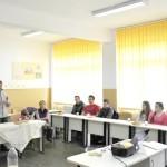 """Simpozion omagial """"Sfinţii Brâncoveni – martiri şi mărturisitori"""", la Liceul """"Dr. Lazăr Chirilă"""" Baia de Arieş"""