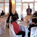 Femeile social-democrate din Câmpeni au fost sărbătorite de 8 Martie