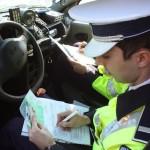Amenzi de aproape 3.200 de lei aplicate de polițiștii din Baia de Arieș, în urma unei acțiuni de prevenire a accidentelor rutiere pe DN 75