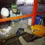 Ghețarul de la Scărișoara atrage din ce în ce mai multe echipe de cercetători