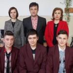 """Colegiul Naţional """"Avram Iancu"""" din Câmpeni trimite trei elevi la Olimpiada Naţională de Informatică"""