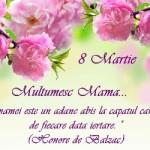 MESAJE de ziua MAMEI, 8 MARTIE 2015. Ce urări, SMS-uri şi felicitări emoţionante îi poţi transmite mamei tale | campeniinfo.ro