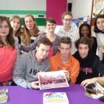 """Elevi și profesori din 5 țări europene în vizită la Colegiul Național """"Avram Iancu"""" din Câmpeni"""