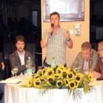 Lupta pentru foltoliul de edil șef al Câmpeniului se va duce între doi foști colegi, Călin Andreş (PSD) și Cristian Paşca (PNL)