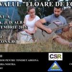 """Astăzi a debutat la Sălciua cea de-a VI-a ediție a Festivalului """"Floare de Folk"""""""