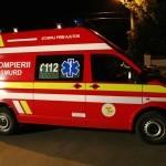 O femeie care se deplasa pe marginea DN75, între Baia de Arieș și Muncel, a fost acroșată de un autoturism