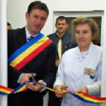 La Câmpeni a fost inaugurat primul cabinet medical școlar