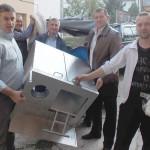 Aparatură medicală din Elveţia, primită ca donaţie de Spitalul Orăşenesc Câmpeni