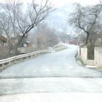 În acest an s-a asfaltat 1,5 km din DC 97 Bistra-Poiana
