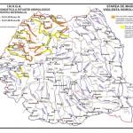 Administraţia Naţională de Hidrologie a emis COD PORTOCALIU de inundaţii pe Arieș, în județul ALBA