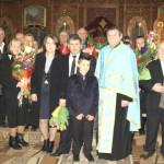 Cuplurile din Bistra care au împlinit 50 de ani de căsnicie, sărbătorite de primarul Traian Gligor