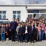 """Activități instructiv-educative de Ziua Poliției Române la Școala Gimnazială """"Nicodim Ganea"""" din Bistra"""