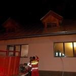Incendiu produs la coșul de fum al casei în care locuiește primarul din Câmpeni
