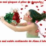 MESAJE de 8 martie 2016, ZIUA FEMEII. Un buchet de SMS-uri şi URĂRI parfumate pentru femeile din viaţa voastră | campeniinfo.ro