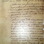 Testamentul lui Avram Iancu va fi expus în casa memorială a marelui erou naţional