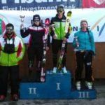 CSŞ Câmpeni a obținut primele medalii la un concurs internațional de schi alpin