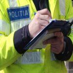 Șofer din Câmpeni surprins de polițiști în timp ce conducea cu permis necorespunzător o autoutilitară, pe raza comunei Lupșa