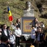 Drapelul de luptă al unei legiuni a lui Avram Iancu a ajuns în comuna Horea
