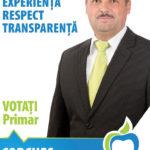 (P) Alegeri Locale 2016 – Dragi cetăţeni ai oraşului Câmpeni