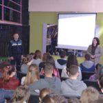 IPJ Alba a organizat actiuni preventive pentru liceenii din Câmpeni și Baia de Arieș